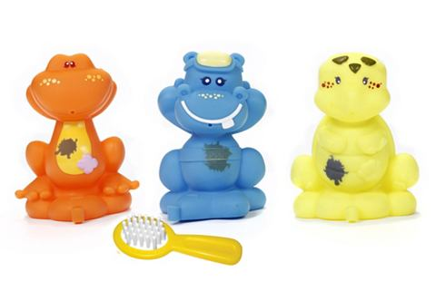 LEXIBOOK Set badspeelgoed