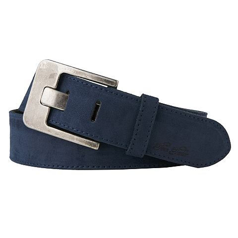 Tom Tailor Riem »velvet Leather Belt«