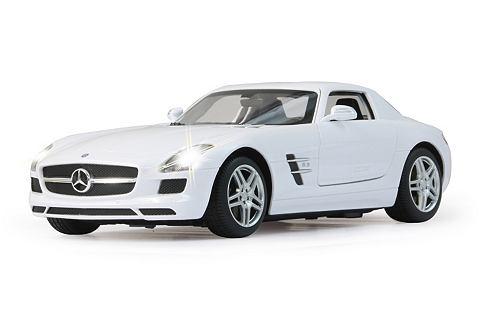 Jamara Mercedes SLS AMG 1:14 wit