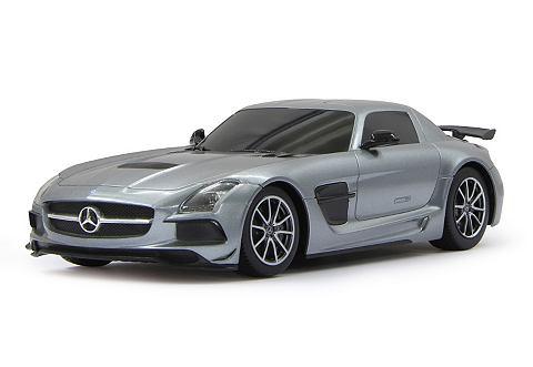Jamara Mercedes SLS AMG BS 1:18 zilver 40MHz