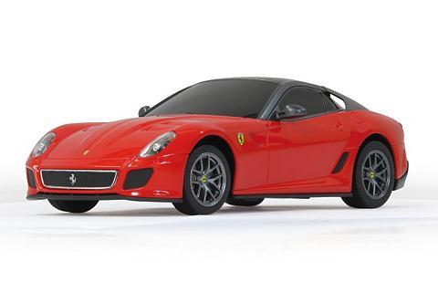 Jamara Ferrari 599 GTO 1:24 rood
