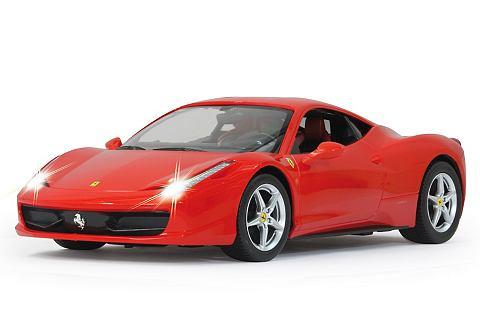 Jamara Ferrari 458 Italia  1:14 rood met stuur