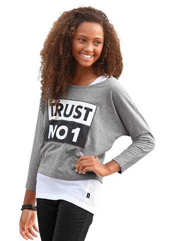 ARIZONA Shirt en top TRUST NO 1