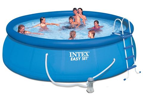 INTEX Complete zwembad-set Easy