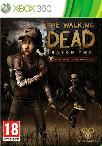 Xbox 360 The Walking Dead: Season Two