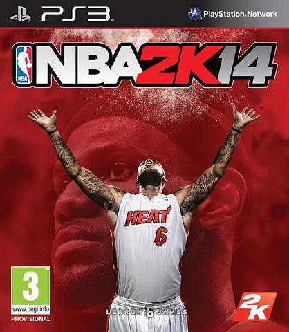 NBA Basketball 2K14  PS3