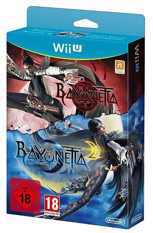 Bayonetta 1 + 2 Wii U