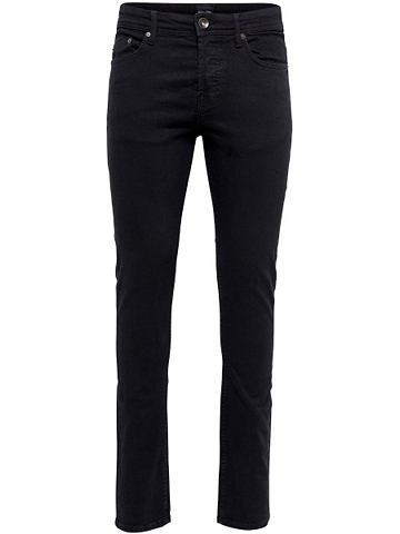 ONLY & SONS Zwart nauwsluitend Jeans