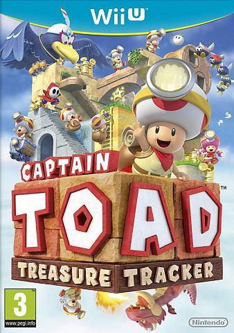 Wii U Captain Toad: Treasure Tracker