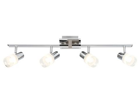 BRILLIANT Plafondlamp met 4 draaibare spots