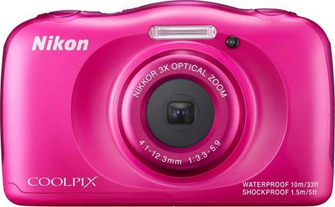 Nikon COOLPIX S33 - Roze