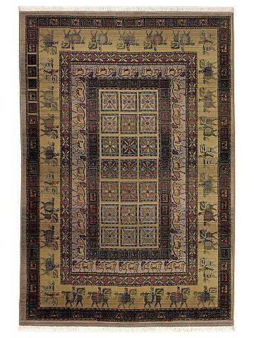 Geweven karpet 'Pazyryk'