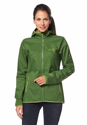 JACK WOLFSKIN Softshell-jas GLACIER VALLEY JACKET