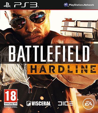 PS3 Battlefield: Hardline