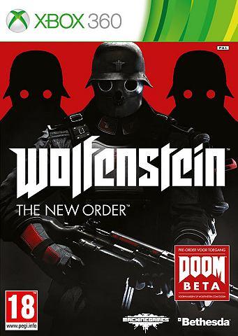 Xbox 360 Wolfenstein: The New Order