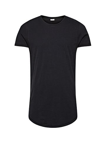 Jack & Jones JJHUGO SLIM FIT Tshirt basic black