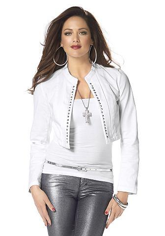 NU 15% KORTING: MELROSE Jeans-jack zonder sluiting