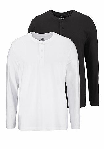 Grey Connection Shirt met lange mouwen 1+1 gratis