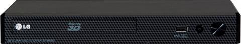 LG 3D blu-ray speler BP550