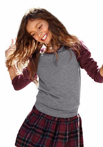 CFL Shirt met lange raglanmouwen