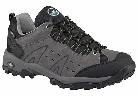 POLARINO Outdoorschoenen Mountain Low zwart