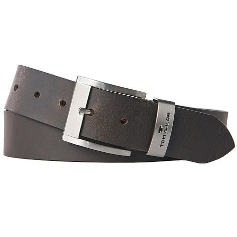 Tom Tailor Riem »classic Leather Belt«