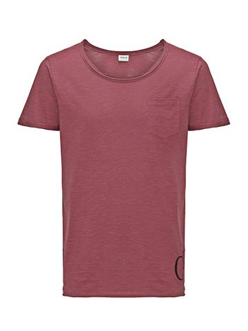 Jack & Jones Tshirt basic crushed berry
