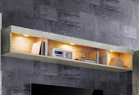 wandkastje met lade en speakerposities voor bij. Black Bedroom Furniture Sets. Home Design Ideas