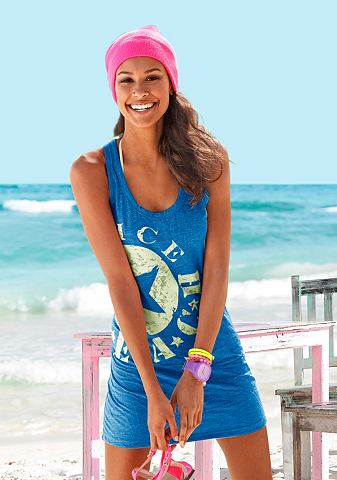 VENICE BEACH Top in lang model