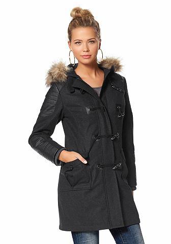AJC Winterjas in duffelcoat-look