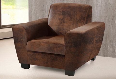 HOME AFFAIRE Fauteuil in 3 bekledingskwaliteiten