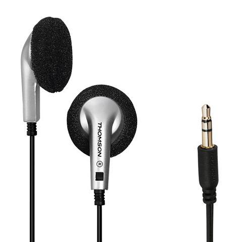 Thomson hoofdtelefoon EAR 1115 zilver/zwart