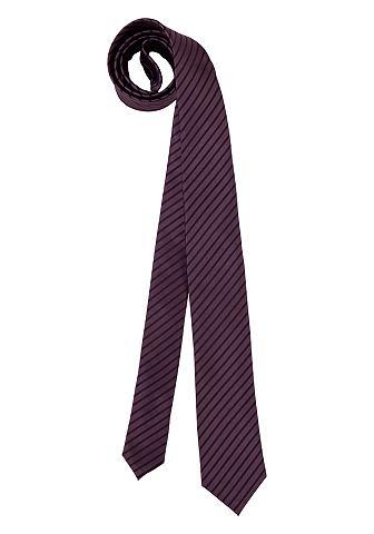 BRUNO BANANI Stropdas in gekleurd streepdessin