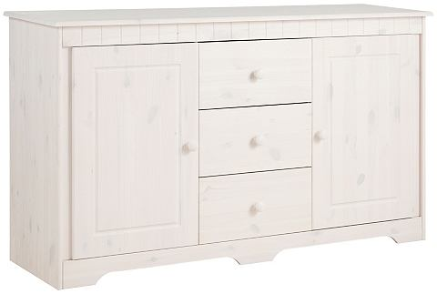 HOME AFFAIRE Sideboard Pöhl 140 cm breed