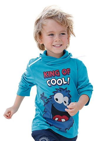 CFL Jongens-shirt KING OF COOL!