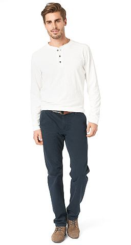 Tom Tailor Broek »chino Pants With Belt«