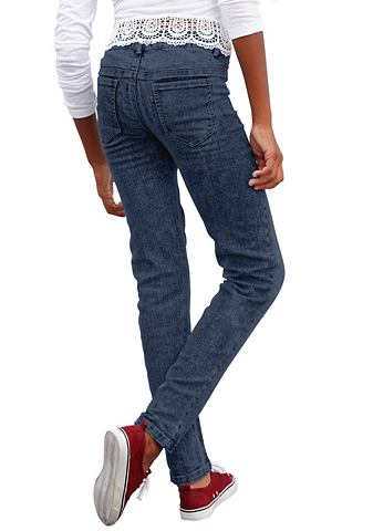 ARIZONA Jeans Slim in moonwashed-look