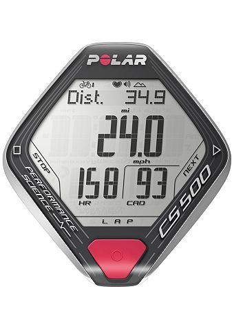 Polar CS500+ kabelloze fietscomputer zwart