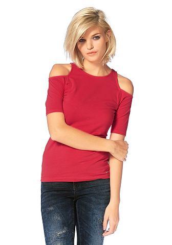 LAURA SCOTT Shirt met ronde hals