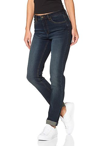 ARIZONA Mom-jeans in five-pocketsstijl