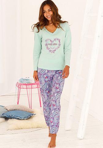 BUFFALO Pyjama in softe kwaliteit