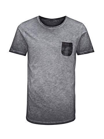 Jack & Jones Vaal Long Fit T-shirt