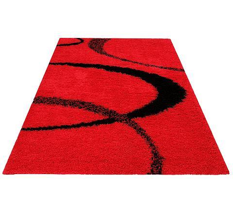 Hoogpolig vloerkleed, MY HOME, »Ankara«, hoogte 52 mm, geweven