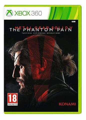 Metal Gear Solid V, The Phantom Pain  Xbox 360