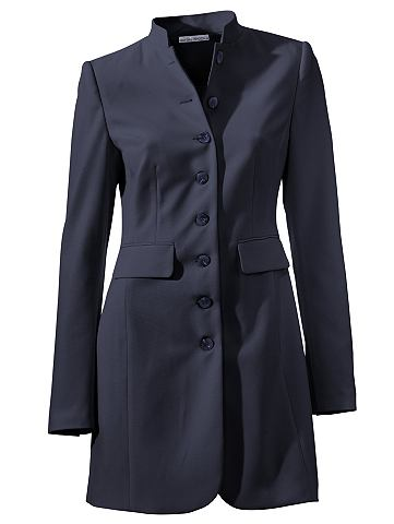 NU 10% KORTING: Longline-blazer
