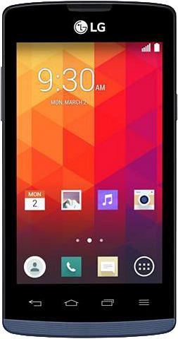 LG Smartphone Joy 10,2 cm 4 inch 5,0 megapixel