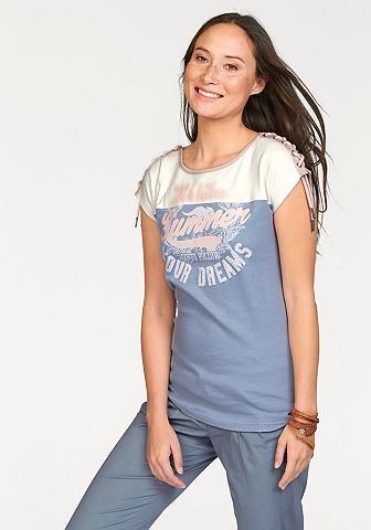 KANGAROOS Shirt met print