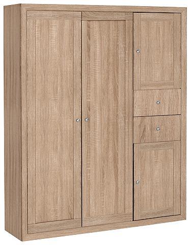 Schoenenkast Jalm met 4 deuren en 2 laden