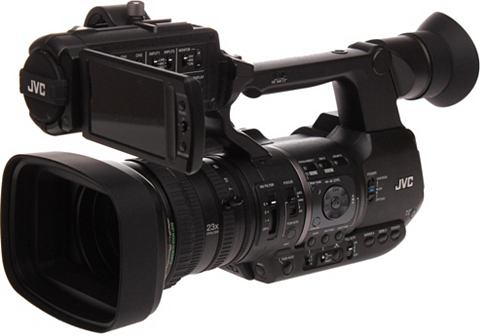 JVC Camcorder GY-HM600 1080p Full HD GPS