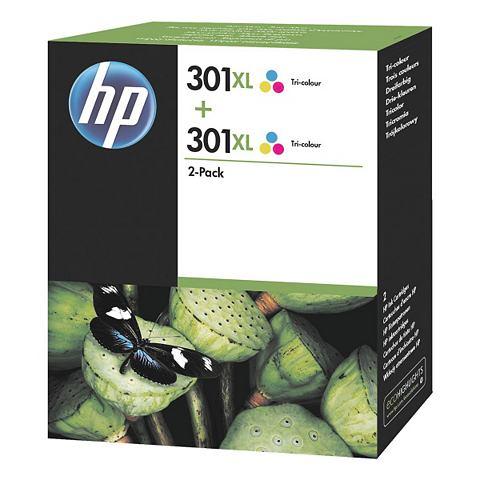 HP 301XL - Inktcartridge / Kleur / 2 Pack